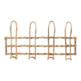 Rattan Wall Hanger For Sale