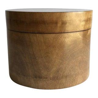 Monkey Pod Wood Box