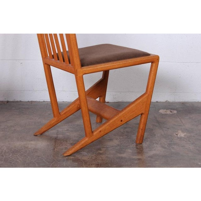 Studio Craft Dining Chairs by Derek Hennigar For Sale - Image 4 of 10