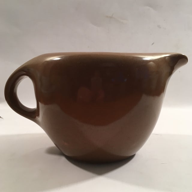 Russell Wright Iroquois After Dinner Coffee Pot - Image 5 of 7