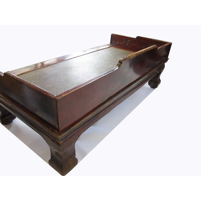 1900s Antique Chinese Daybed For Sale - Image 10 of 13