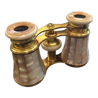 Mother of Pearl Opera Glasses - a Pair