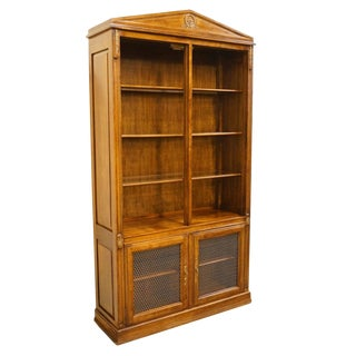 Late 20th Century Vintage Davis Bookcase For Sale