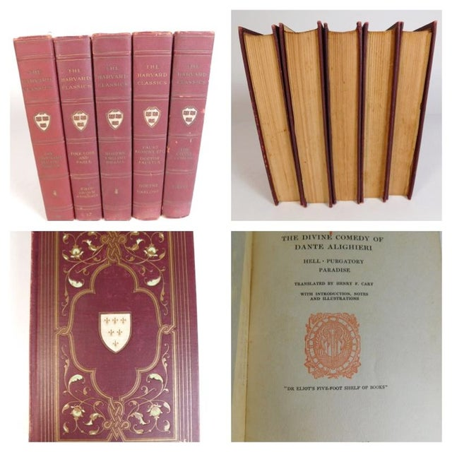 Harvard Classics Book Collection - Set of 46 - Image 5 of 11