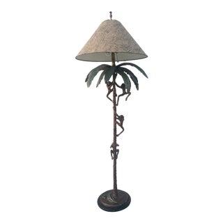 Frederick Cooper Monkeys Floor Lamp