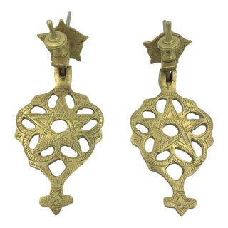 Vintage Door Knockers - A Pair