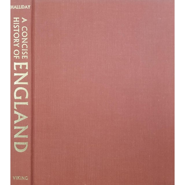 A Concise History of England From Stonehenge to the Atomic Age 1965 For Sale In New York - Image 6 of 6