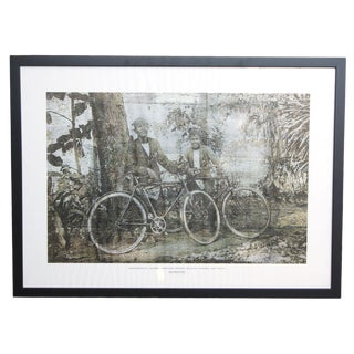 Sepeda Beroda Dua - Indonesian Vintage Image Inspiration - Collection - Temporama - Code - Tpr H101 For Sale