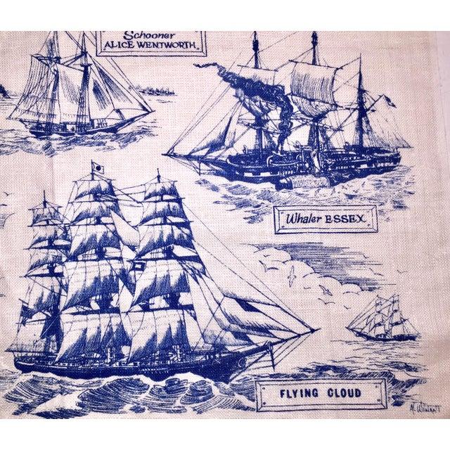 Wooden Ships & Iron Men Tea Towel - Image 6 of 6