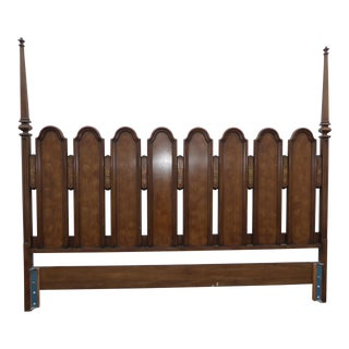 Vintage Hellam Furniture Company King Size Headboard