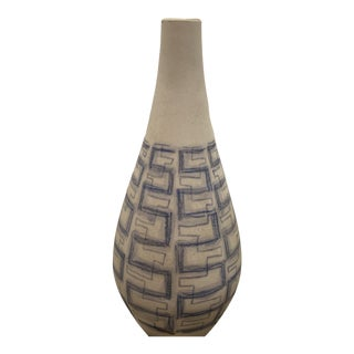 1980s Japanese Vase by Seibu Los Angeles For Sale