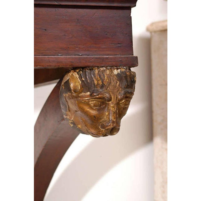 Italian Console Table For Sale In Washington DC - Image 6 of 10