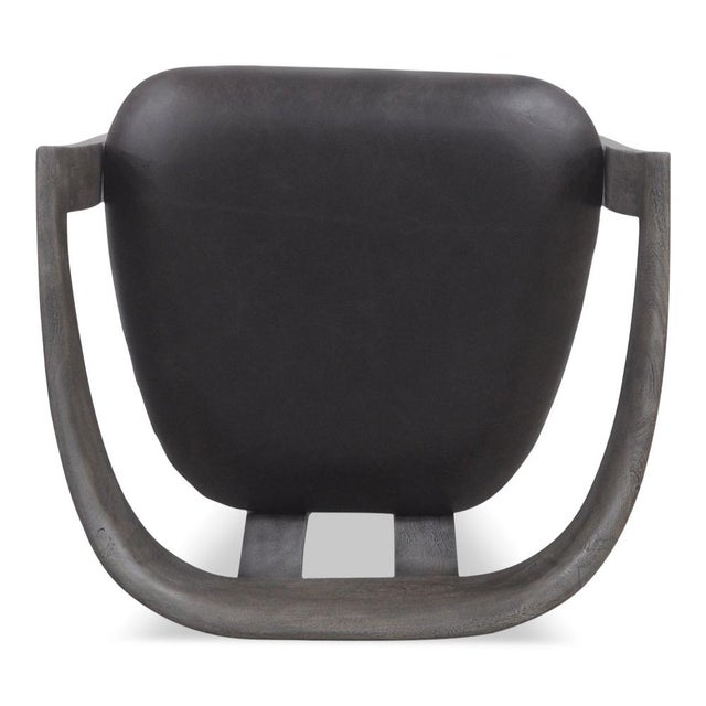 Sarreid Ltd Rift Dining Chair For Sale In Raleigh - Image 6 of 8