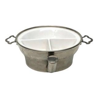 Vintage Baby Food Warmer Dish Bowl For Sale