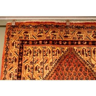 "Vintage Persian Shiraz Rug-4'1'x6'8"" Preview"