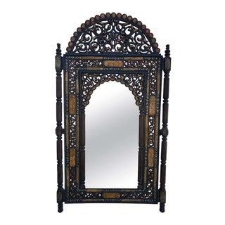 Moroccan Large Wall Mirror For Sale