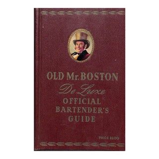 Bartender's Guide Book For Sale