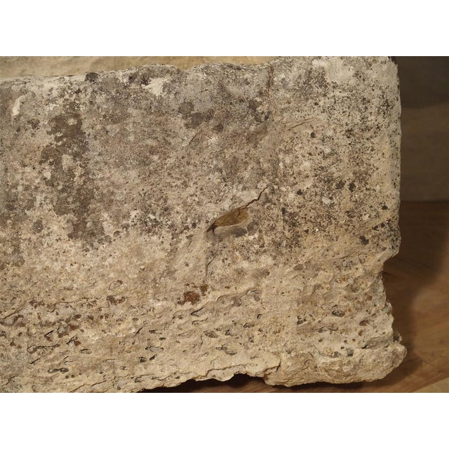 18th Century French Stone Farmhouse Trough For Sale - Image 12 of 13