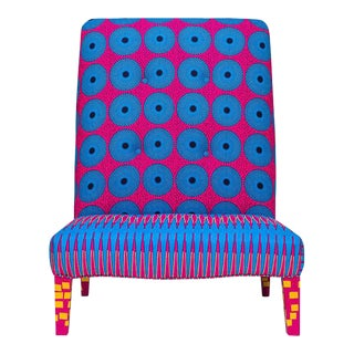 Beau Peep Slipper Chair
