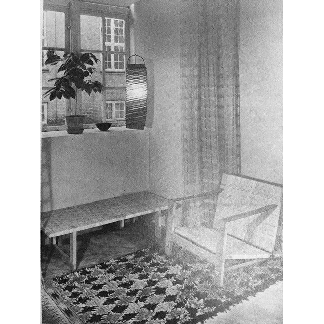 Erhard Rasmussen Rare Borge Mogensen Bench, Made by Erhard Rasmussen, Denmark, 1950s For Sale - Image 4 of 13