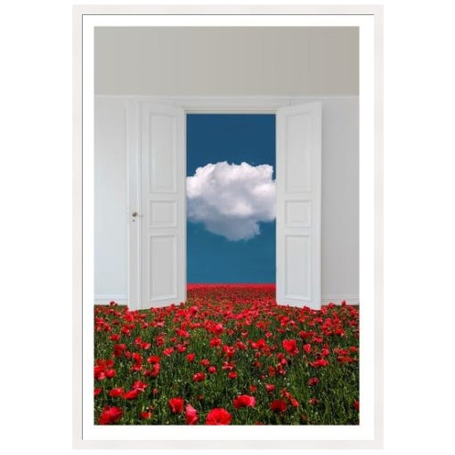 Happy Times Are Here Again' by Francesco Alessandrini photograph printed on archival paper with a 1 inch white border....