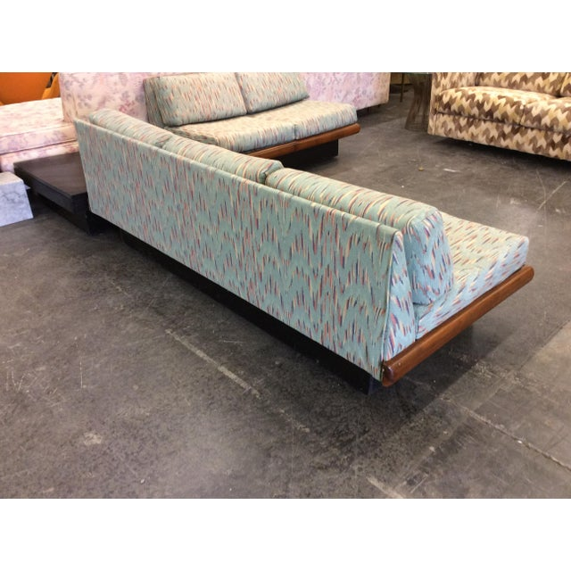 Craft Associates Adrian Pearsall Craft Associates 3 Piece Sectional Sofa For Sale - Image 4 of 11