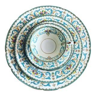 """Paragon """"Queen Anne"""" Patten China Dinnerware"""