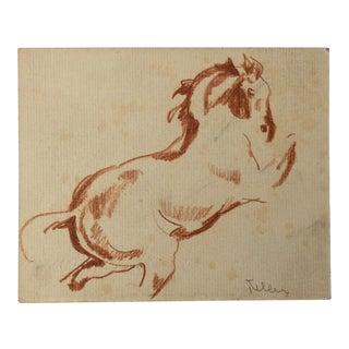 Horse by Henry Keller 1920s For Sale