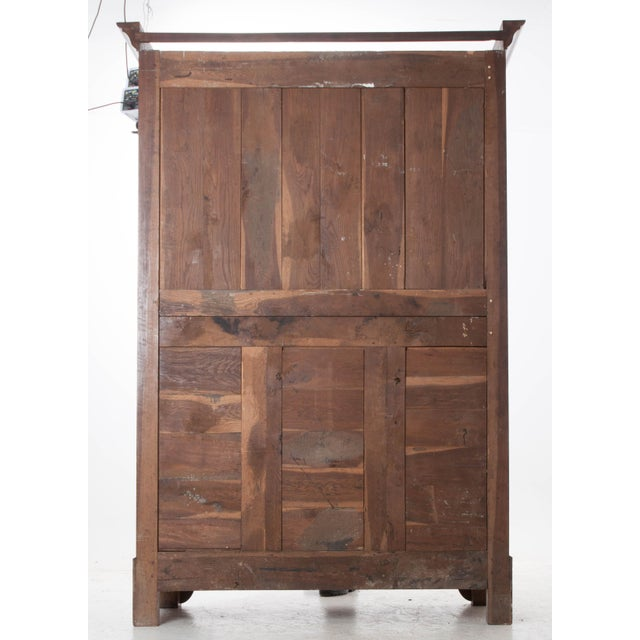 French 19th Century Walnut Louis Philippe Armoire - Image 10 of 10