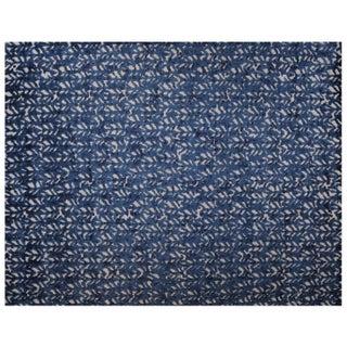 Stark Studio Rugs Contemporary New Oriental Tibetan Silk Rug - 7′11″ × 10′1″ For Sale