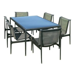 Richard Schultz Black Dining Set