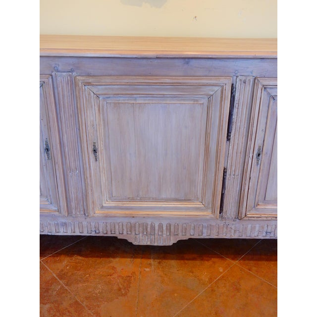 French Country Early 19th Century French Directoire Enfilade For Sale - Image 3 of 12
