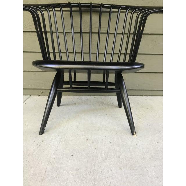 Ilmari Tapiovaara Early Crinolette Chair by Tapiovaara for Asko of Finland For Sale - Image 4 of 13