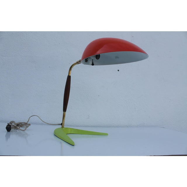 1950s Gerald Thurston for Lightholier Desk Lamp - Image 3 of 9