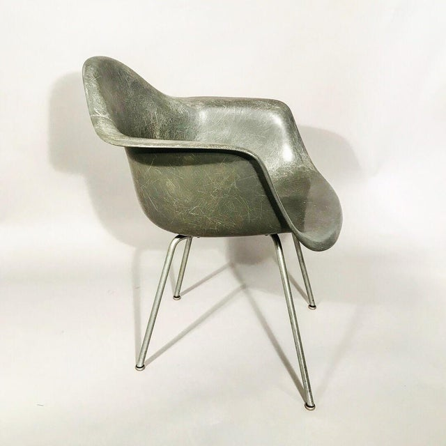 Eames Rope Edge Armchair For Sale - Image 12 of 12