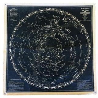 Vintage Rand McNally Star Classroom Chart