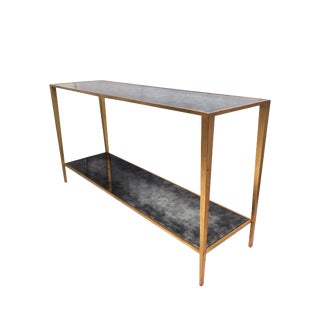 Somerset Bay Transitions Gilt Console Table