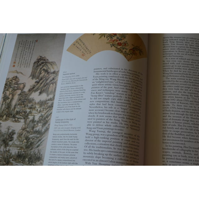 """Paper """"The Art of East Asia"""" Hardcover Dust Jacket Book Koenemann Coffee Table Book Red Black For Sale - Image 7 of 11"""