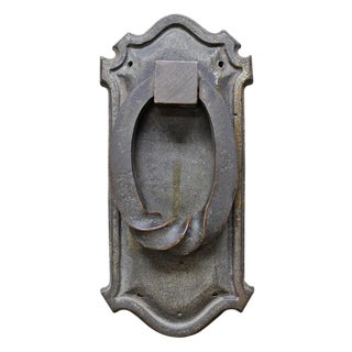 Mission Style Door Knocker For Sale