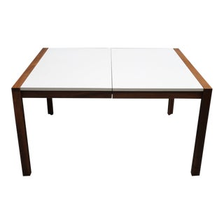 Mid-Century Martin Borenstein Dining Table for Brown Saltman For Sale