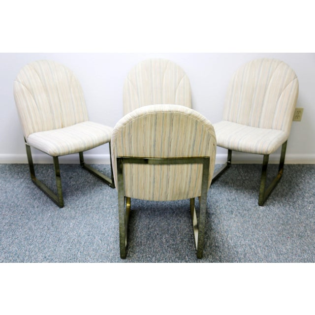 Thayer Coggin Mid-Century Dining Chairs - Set of 4 For Sale In Tampa - Image 6 of 13