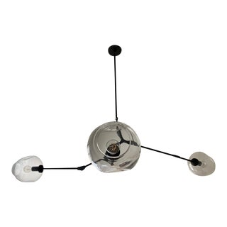 Lindsey Adelman 3-Globe Branching Bubble For Sale