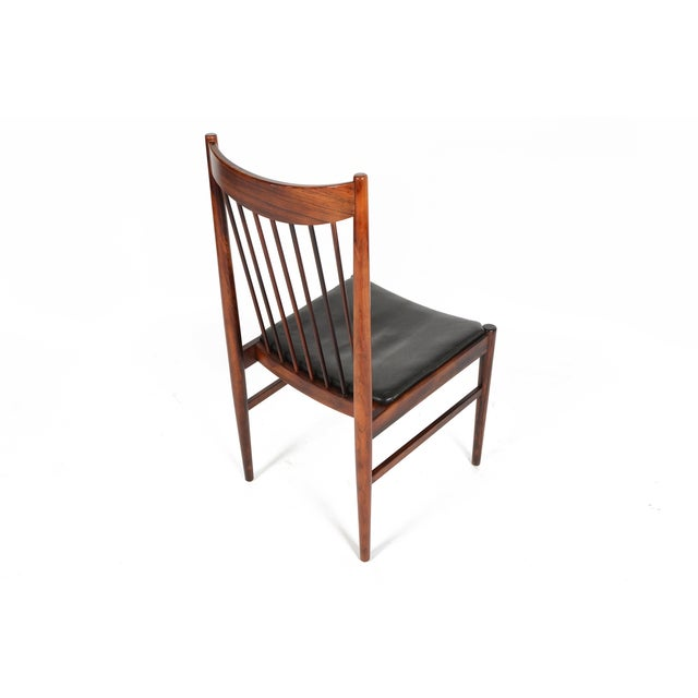 Arne Vodder Rosewood Dining Chairs - Set of 10 - Image 9 of 10