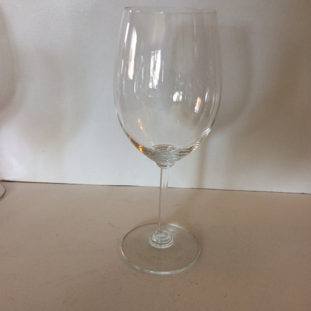 Classic Riedel Vinum Cabernet Glasses - Set of 4 - Image 3 of 9
