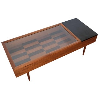 Vitrine Coffee Table by Stewart MacDougall for Glenn of California For Sale