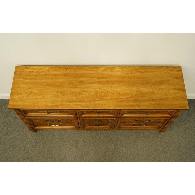 "Dixie 20th Century Italian Dixie Furniture 64"" Triple Dresser For Sale - Image 4 of 13"