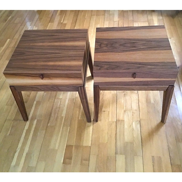 Huppe Muebles Inc. Nightstands - A Pair - Image 2 of 7