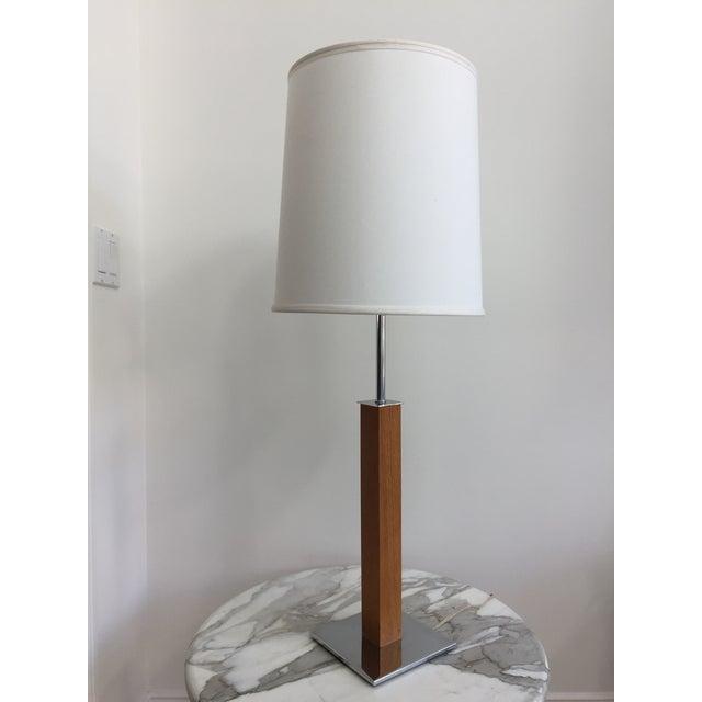 Walter Von Nessen Minimalist Table Lamp For Sale - Image 9 of 10