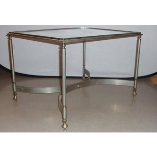Jansen Brass & Glass Coffee Table Preview