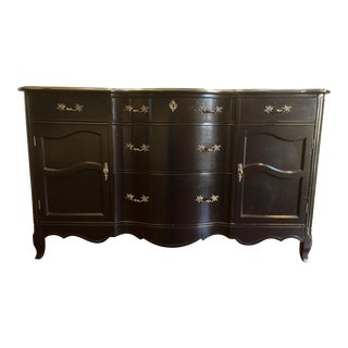 French Provincial Buffet Chest